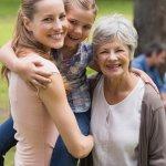 nuore, nipoti, mamma, rapporto, famiglia, educazione