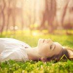 sonno riposo bellezza