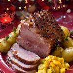 Natale festa secondi faraona arrosto cappone cucina pranzo