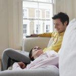 sintonia coppia tenerezza affetto rapporto intimità