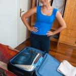 come preparare un bagaglio