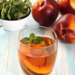 cocktail american rose pesca pernod cognac spumante