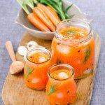 carote sotto aceto