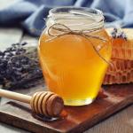 Gusto e sapore del miele