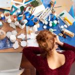 Hai mai provato l'arte come cura anti-stress?