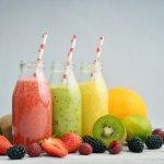 frullati, frutta fresca, ricette primaverili