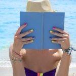 libri, estate 2017, vacanze mare