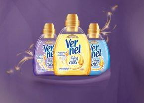Sono entusiasta: la mia casa profuma di Vernel Soft&Oils