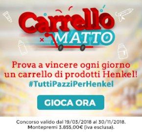 Carrello Matto 2018