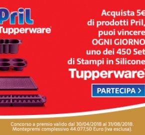 Pril Tupperware 2018