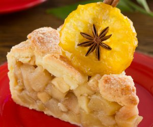 torta mele noci apple pie