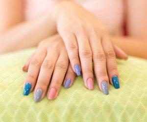 nail art, decorazione unghie, facile