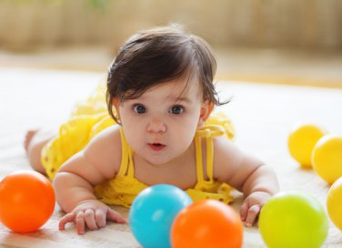 Fin dai primi mesi di vita controlla l'ambiente intorno al tuo piccolo!