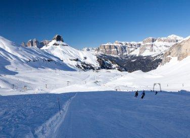 Val di Fassa sci montagna neve capodanno vacanze  benessere