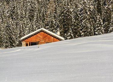 trentino neve pista sci rifugi gastronomia