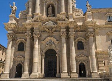 Duomo Siracusa Sicilia viaggi Italia