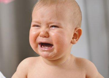 bambino che piange
