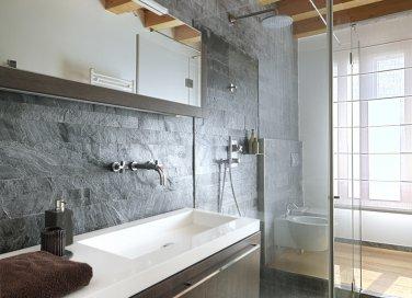 Come arredare un soggiorno donnad - Come abbellire un bagno vecchio ...