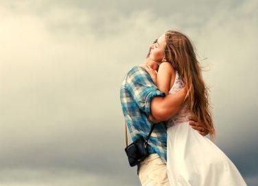 sognare di abbracciare