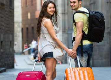 viaggi sposi valigia