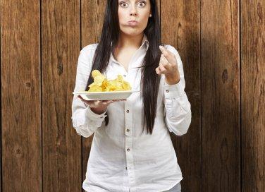 fame nervosa cibo salute