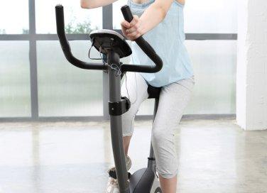 bici discoteca luci musica fitness salute
