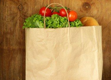 verdura frutta pronta all'uso in busta sigillata pericoli sicurezza