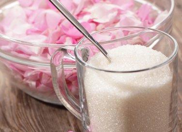 fiori tradizione rose petali cucina ricette