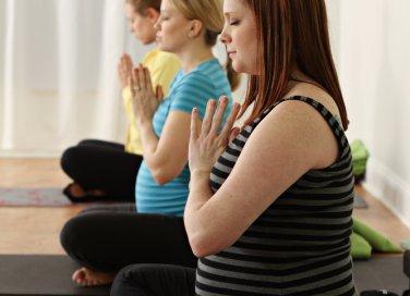 rilassamento gravidanza