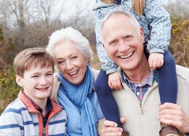 vacanze, nonni, nipoti, nonni e nipoti, distacco dai genitori