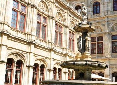 Vienna balletto opera debuttanti alta società
