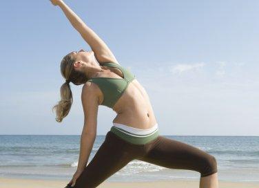 mamma e yoga