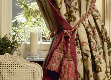 pulizia, primavera, casa, tende