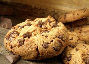 chocolate chip cookies biscotti cioccolato