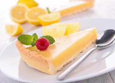 torta crostata crema limone