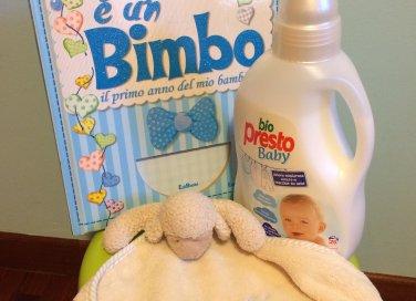 Il bucato del neonato