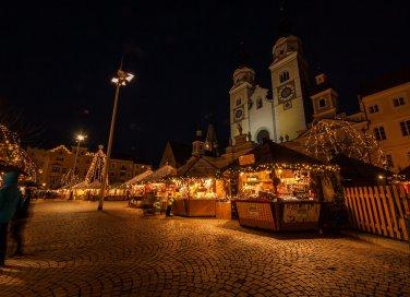 I mercatini e la gastronomia dell'Alto Adige