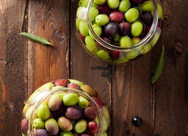 Come fare le olive in salamoia