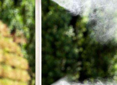 Climatizzatori e nebulizzatori esterno quali scegliere