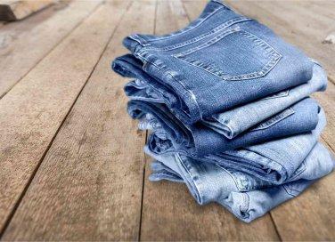 come evitare lo scolorimento dei jeans