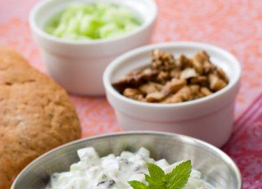Melanzane allo Yogurt