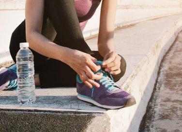 bruciare calorie, camminata