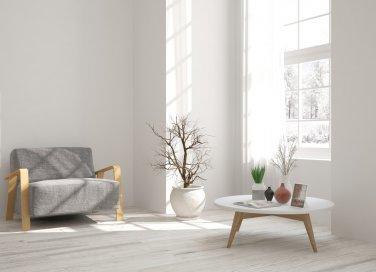 arredare casa, interior design, bianco