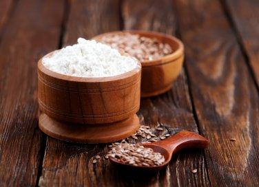 farina semi lino, addensante naturale, cucina