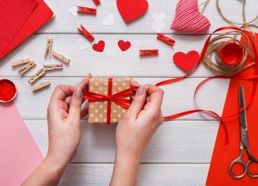 san valentino 2017, regali low cost, idee regalo