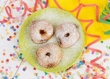 party Carnevale, menù bambini, Carnevale, ricette bambini, celiaci