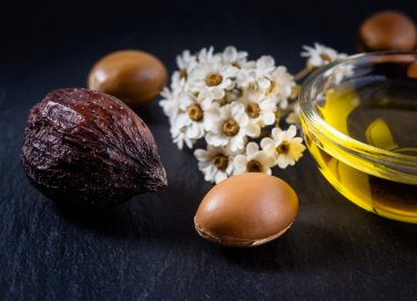 olio argan, bellezza, rughe espressione