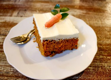 Torta Camilla senza glutine, la variante gluten free all'ottimo dolce di carote