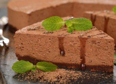 torta fredda, cioccolato, ricette dolci