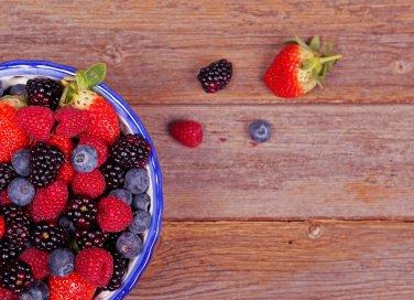 fragole, frutti bosco, come lavarli